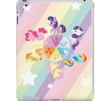 Rainbow Mane Six iPad Case/Skin