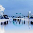 Clyde Reflections by ©The Creative  Minds