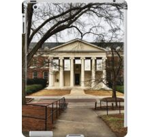 Rapport Building, University of Georgia iPad Case/Skin