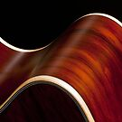 Ribbon Guitar by Alan McMorris