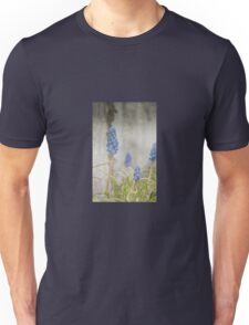 Empty Space to Fill In (textured) Unisex T-Shirt