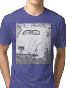 1940 Packard Coupe Tri-blend T-Shirt