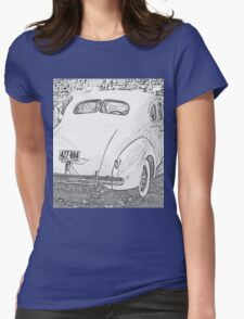 1940 Packard Coupe Womens Fitted T-Shirt