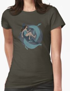 Selkie Womens Fitted T-Shirt