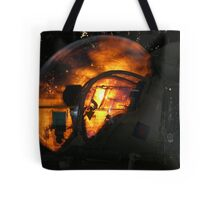 Sunset Sioux Tote Bag