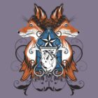 fox crest by FAZLI CAKIR