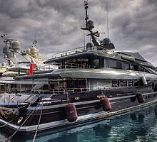 Big Boy's Toys - Monaco by NeilAlderney