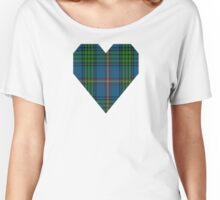 00387 Borders H.B. Tartan Women's Relaxed Fit T-Shirt