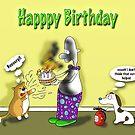 Birthday Cake special  by BRENDEN HOWARD