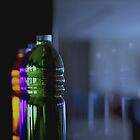 Colored bottles... by LadyPixbo