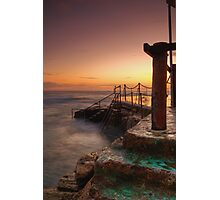Bronte Baths Photographic Print