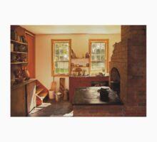 Kitchen - An 1840's Kitchen Baby Tee