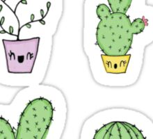 Cute Cactus Sticker