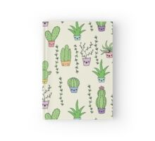 Cute Cactus Hardcover Journal