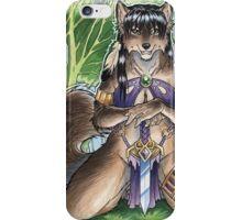Forest Werewolf  iPhone Case/Skin