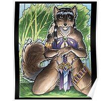 Forest Werewolf  Poster