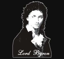Lord Byron Romantic by Greenbaby