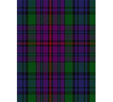 00389 Braid Tartan  Photographic Print