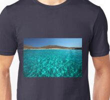Bay in Rinia, Mykonos, Greece 1 Unisex T-Shirt