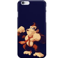donkey kong case iPhone Case/Skin
