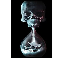 Until Dawn Hourglass Photographic Print