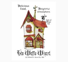 The Waffle Wizard by Elizabeth Watasin