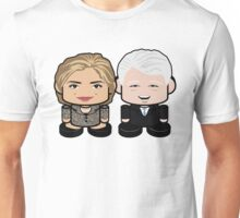 Clintons: Greater Together Politico'bot Toy Robots Unisex T-Shirt