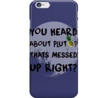 Universe of Nine iPhone Case/Skin