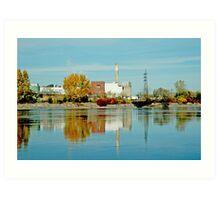 Ottawa Reflections Art Print