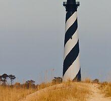 Cape Hatteras Lighthouse by Joe Elliott