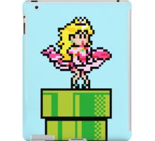 Peach - pixel art iPad Case/Skin