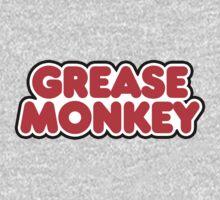 Grease Monkey Shirt One Piece - Long Sleeve