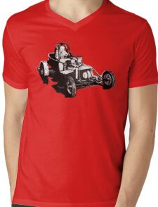 HOT ROD  Mens V-Neck T-Shirt