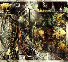 Anatomy of alien animals and webs by Peta Duggan