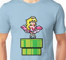 Peach - pixel art Unisex T-Shirt