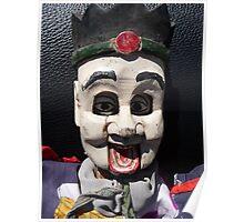 Chinese Opera Puppet Poster