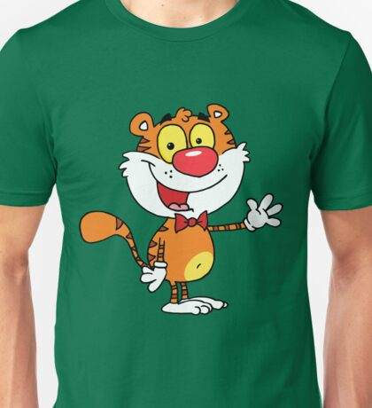 Cheeky Tiger for Kids Unisex T-Shirt
