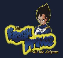 The Fresh Prince of all the Saiyans by SiriusLee