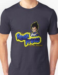 The Fresh Prince of all the Saiyans Unisex T-Shirt
