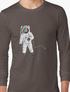Space Visual Odyssey Long Sleeve T-Shirt