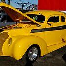 Modified 1940 Ford by Debbie Robbins