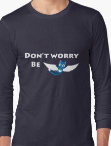 "Be ""Happy"" Long Sleeve T-Shirt"