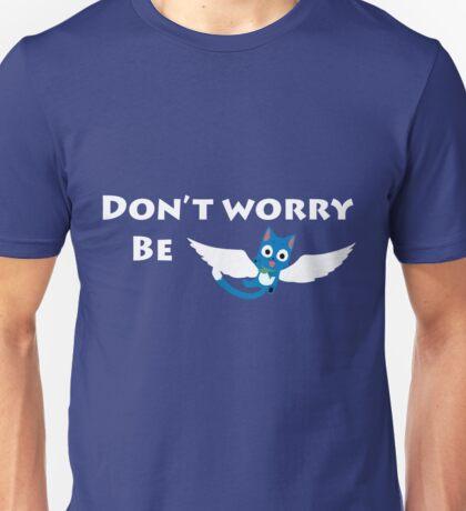 "Be ""Happy"" Unisex T-Shirt"