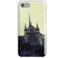Paris architecture iPhone Case/Skin
