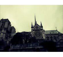 Paris architecture Photographic Print