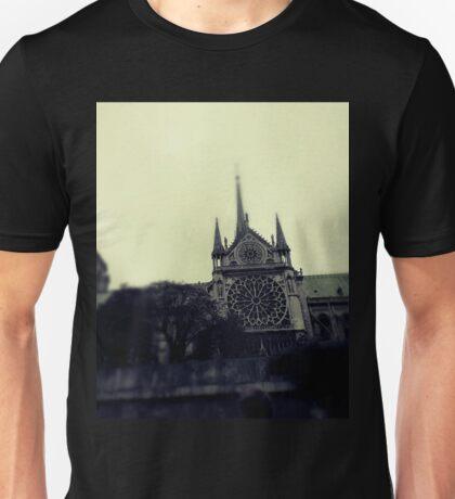 Paris architecture Unisex T-Shirt