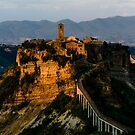 One Evening in Civita by MarcW