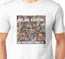 Sufjan Stevens - All Delighted People EP Unisex T-Shirt