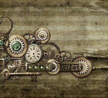 Steampunk Overload 2 by Melanie Moor
