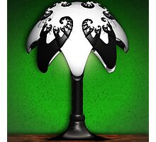 Table Lamp Photographic Print